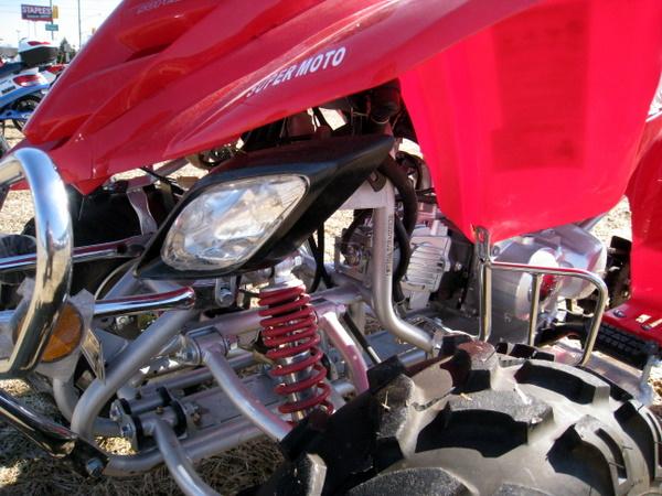 110cc ATV 4-Stroke 3-Speed - WeSellit, Waterloo
