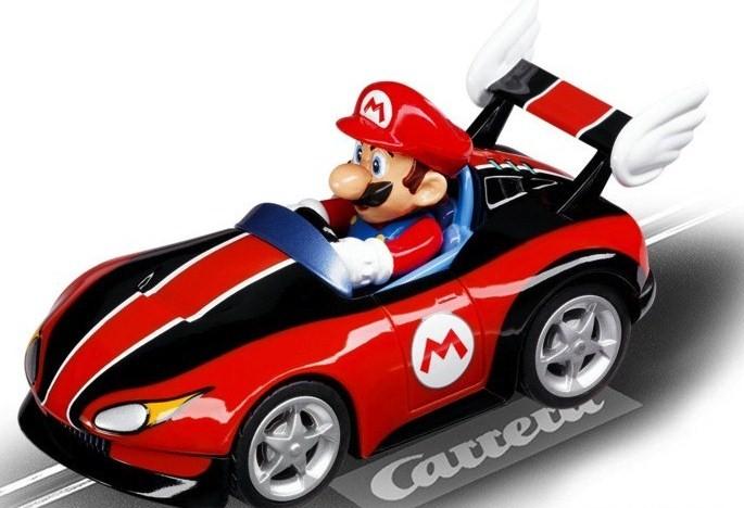 Mario slot cars