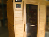 Pure Saunas Far Infrared Sauna Ceramic Heaters Hemlock - 2 Person