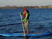 ClearWater Design Inukshuk Stand Up Paddleboard