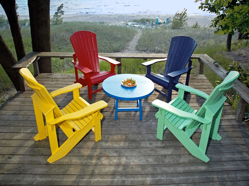 Generation Line Muskoka Chair C01 Inventory Clear Out