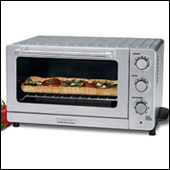 Cuisinart Toaster Oven Broiler with Convection TOB-60C