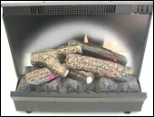 Dimplex 23in Electric Fireplace Insert DFI2309