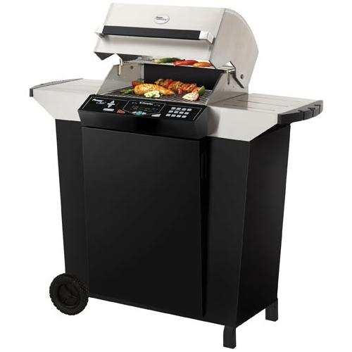 Electric Grills Outdoor ~ Dimplex power chef outdoor stainless steel electric grill