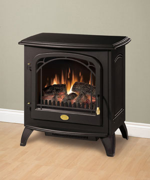 Dimplex Electric Fireplace Stove Black Ds5603 Wesellit Waterloo