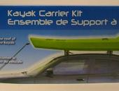 Future Beach Easy Rider Roof Top Kayak Carrier Kit