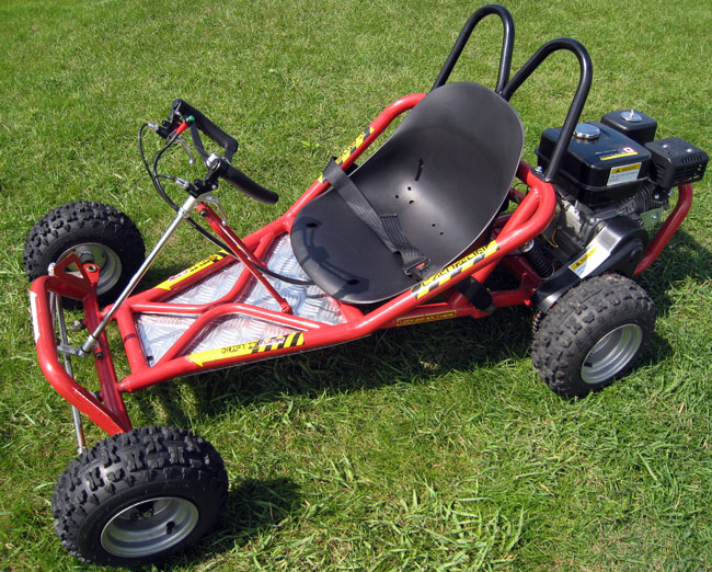 5 5hp 150cc Go-Kart - Drift II - WeSellit, Waterloo