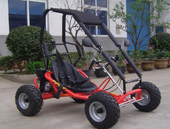 6.5hp 200cc Go-Kart with Roll Cage - Drift II Deluxe