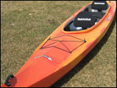 ClearWater Design 16 ft Nunavut Tandem Kayak