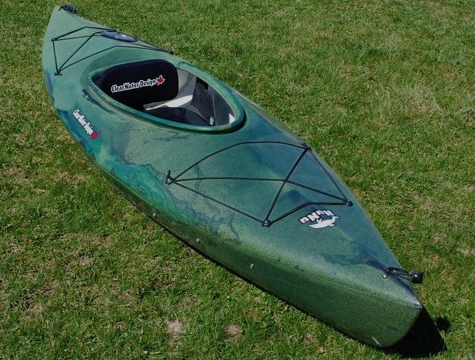 Clearwater Design 10ft Kayak Nunu Wesellit Waterloo