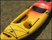 ClearWater Design Tofino Sit On Top Kayak