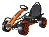 Kettler Sport Kid Racer Pedal Car - Orange